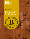 Journal of the Royal Statistical Society: Series B (Statistical Methodology)