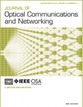 Journal of Optical Communications and Networking