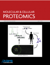 Molecular & Cellular Proteomics Mission Statement