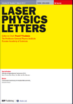 Laser Physics Letters