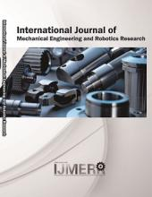 International Journal of Mechanical Engineering and Robotics Research