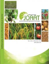 Journal of Advanced Agricultural Technologies