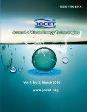 Journal of Clean Energy Technologies
