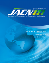 Journal of Advances in Computer Networks